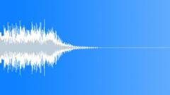 Stinger 001 ascending 160bpm Sound Effect