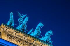 Stock Photo of brandenburg gate