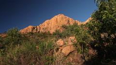 Stock Video Footage of Australian scenic landscape