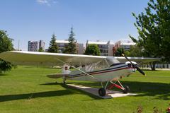 Stock Photo of education plane
