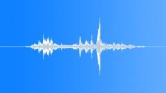 Straw Ice Impact 1 - sound effect