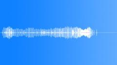 Zip Tie 1 - sound effect