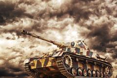 German tank Stock Photos
