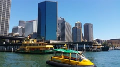 SYDNEY HARBOUR, AUSTRALIA Stock Footage