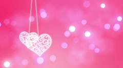 Magical Hearts 2 Stock Footage
