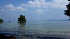Koh Mook Island. Stock Footage