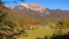 Bavaria, Germany Stock Footage