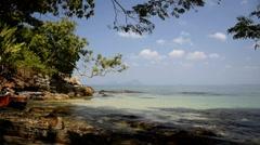 Koh Mook Island. - stock footage