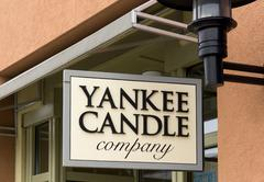 Yankee candle company retail store exterior Stock Photos