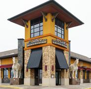 p.f. chang restaurant exterior - stock photo