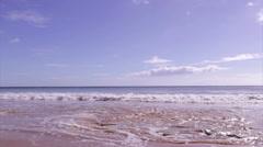 Algarve - St Eulalia Beach timelapse D2 Stock Footage