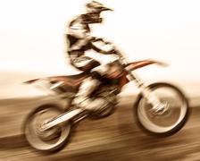 extreme sport - stock photo
