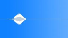 Button Console Menu Phone Sound Effect