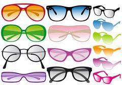 Sunglasses, vector Stock Illustration
