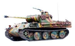 """""""Panther"""" tank Stock Photos"""