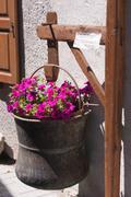 lillaz,cogne,val d'aosta,italy - stock photo