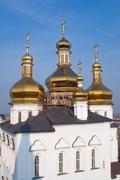 Church in Tyumen - stock photo