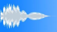 Hallway drums suspense hits - sound effect