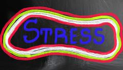 Stress concept Kuvituskuvat