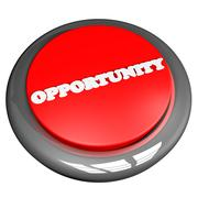 Stock Illustration of opportunity button