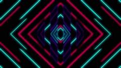 Transient Rhombus Fault 02 Stock Footage