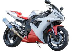 Motorcycle - stock photo