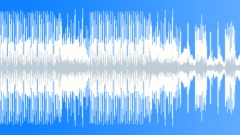 Retro Video Game Tomorrowland (Long looping version) Stock Music