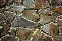 Stonework abstract background Stock Photos
