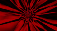 Abstract background in dark red color Stock Footage