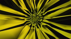 Abstract background in dark yellow color Stock Footage