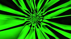 Abstract background in dark green color Stock Footage
