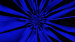 Abstract background in dark blue color Stock Footage