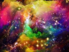 Stock Illustration of Beautiful Nebula