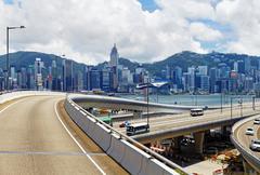 HongKong Day - stock photo