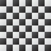 Chessboard abstract background Stock Illustration