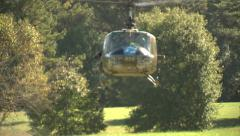Huey Helicopter Stock Footage
