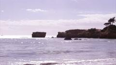 Algarve - St Eulalia Beach Still E1-59s Stock Footage