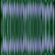 Abstract dark green vertical bands background texture - stock illustration