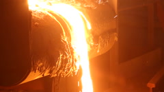 blast furnace - stock footage