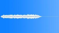 METAL SLIDE RESONANCE 09 Sound Effect