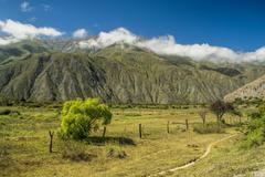 Hills in Salta Argentina Kuvituskuvat