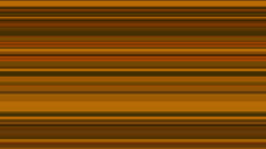 Horizontal Brown Bars Lines Animation Motion Background Stock Footage