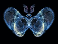 Stock Illustration of Cool Butterfly