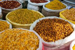 Stock Photo of Spices