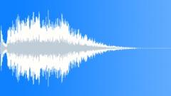 Robotic Digital Engine Decay Sound Effect