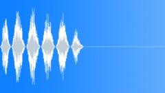 Robotic Shuffle Legs Sound Effect