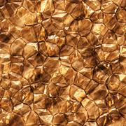 Seamless gold mineral background - stock illustration