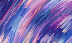 Stock Illustration of digital painting abstract background