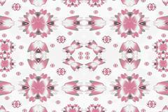 Stock Illustration of Modern Floral Decorative Pattern
