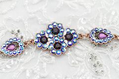 Shining jewel - stock photo